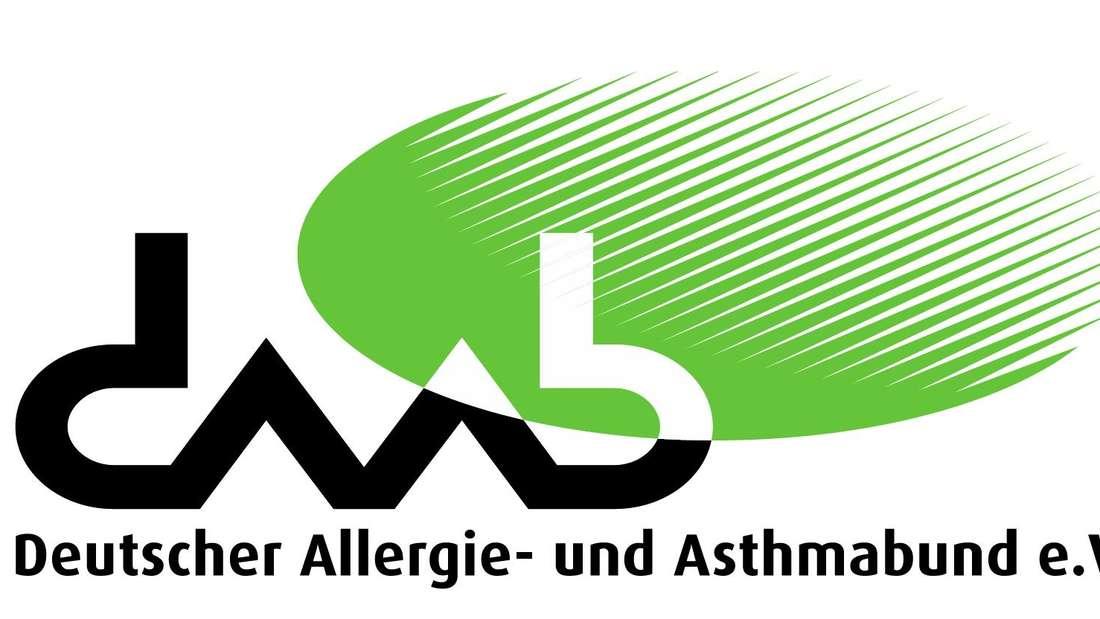 Das Logo des Deutschen Allergie- und Asthmabunds