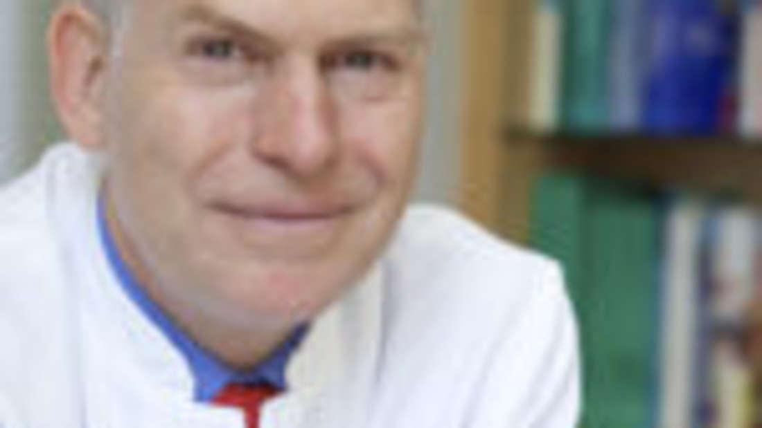 Der deutsche Arzt und Wissenschaftler Torsten Zuberbier.
