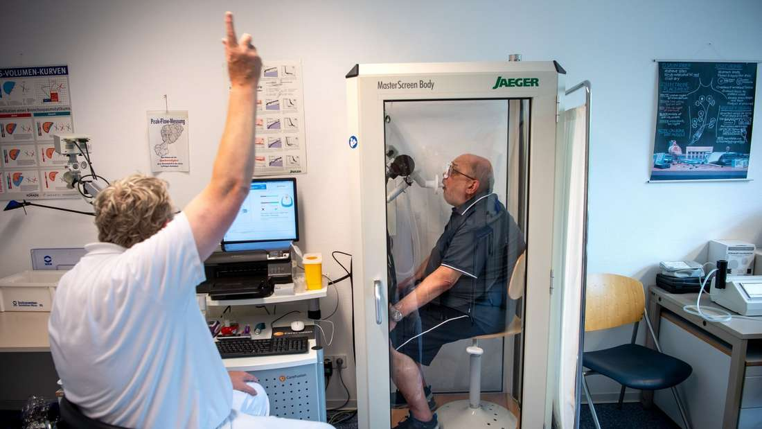 Klinik für Long-Covid-Patienten