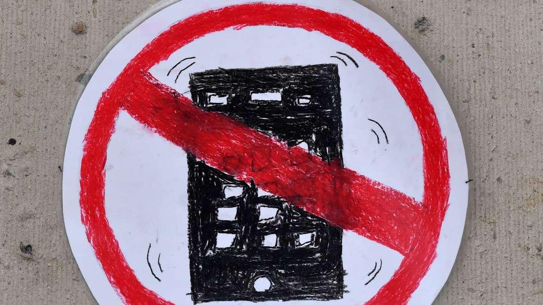 Smartphone verboten